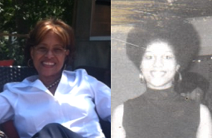 Mom - now and then